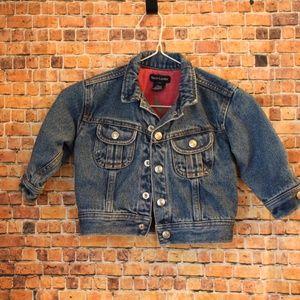 Vintage Ralph Lauren Childs Jean Jacket